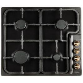 Варочная панель газовая Hansa BHGA62059 черный