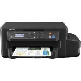 МФУ Фабрика печати Epson L605 цветное А4 33/20ppm 4800x1200dpi Ethernet USB Wi-Fi C11CF72403