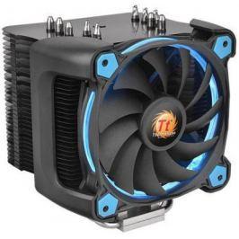 Кулер для процессора Thermaltake Riing Silent 12 Pro Blue CL-P021-CA12BU-A Socket 775/1150/1151/1155/1156/1356/1366/2011/2011-3/AM2/AM2+/AM3/AM3+/FM1/FM2/FM2+