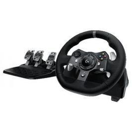 Руль педали Logitech G920 Driving Force 941-000123