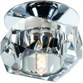 Встраиваемый светильник Novotech Crystals 369299