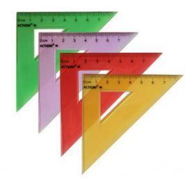 Треугольник Action! APR7/45/TF 7 см пластик
