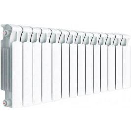 Биметаллический радиатор RIFAR (Рифар) Monolit 500 14 сек. (Мощность, Вт: 2744; Кол-во секций: 14)