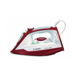 Утюг Bosch TDA3024010 2400Вт подача пара 40 г/мин пар.удар 150 г/мин белый/красный