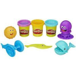 Набор для творчества Hasbro Play-Doh Подводный мир от 3 лет B1378
