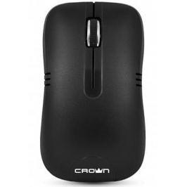 Мышь беспроводная Crown CMM-933W чёрный USB + радиоканал