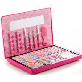 Игровой набор детской декоративной косметики Markwins Barbie в кейсе (большой) 20 предметов 9601151