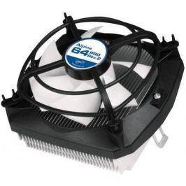 Кулер для процессора Arctic Cooling Alpine 64 PRO Socket AM2/AM2+ UCACO-A64D2-GBA01