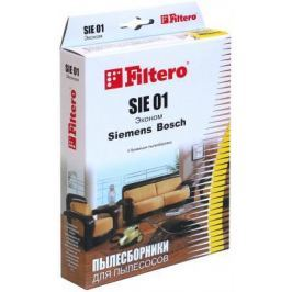 Пылесборники Filtero SIE 01 Эконом 4 шт