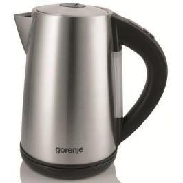 Чайник Gorenje K17TRE 2200 Вт стальной 1.7 л металл/пластик