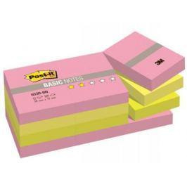 Бумага с липким слоем 3M 100 листов 51х38 мм многоцветный 653R-BN