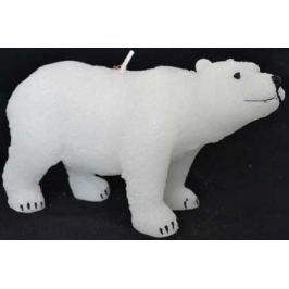 Свеча Winter Wings Полярный медведь 140х70 мм N161823