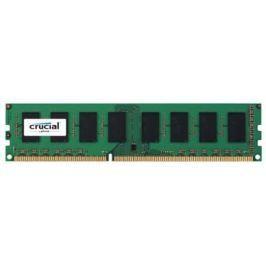 Оперативная память 4Gb PC3-12800 1600MHz DDR3 DIMM Crucial CT51264BD160B/J