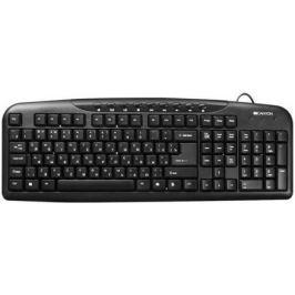 Клавиатура Canyon CNE-CKEY2 USB черный