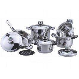 Набор посуды Bekker DeLuxe BK-2866 10 предметов