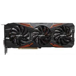 Видеокарта 8192Mb Gigabyte GeForce GTX1080 G1 GAMING PCI-E 256bit GDDR5X DVI HDMI DP GV-N1080G1 GAMING-8GD Retail