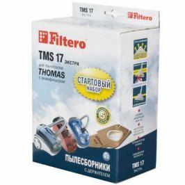 Пылесборники Filtero TMS 17 Стартовый пятислойные 2шт+фильтр