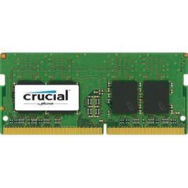 Оперативная память для ноутбуков SO-DDR4 8Gb PC4-17000 2133MHz Crucial CT8G4SFD8213