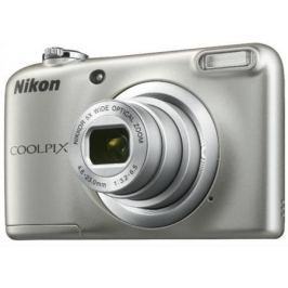Фотоаппарат Nikon Coolpix A10 16Mp 5x Zoom серебристый