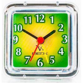 Часы настольные Вега Б1-008 зелёный