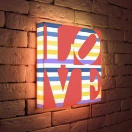 Лайтбокс LOVE 2 35x35-125