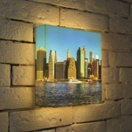 Лайтбокс NYC 3 25x25-111
