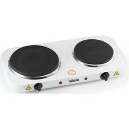 Электроплитка Tristar KP-6245 белый