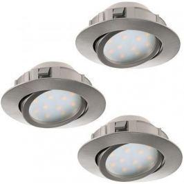 Встраиваемый светодиодный светильник Eglo Pineda 95859