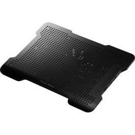 "Подставка для ноутбука до 15"" Cooler Master NotePal X-Lite II R9-NBC-XL2K-GP пластик/металл 1400об/мин 21db черный"