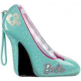 Игровой набор детской декоративной косметики Markwins Barbie в туфельке 9 предметов 9600651