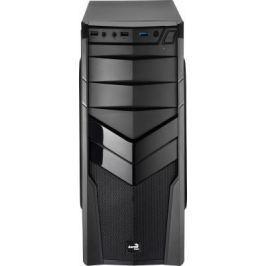 Корпус ATX Aerocool V2X Black Edition Без БП чёрный 4713105952643