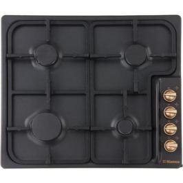 Варочная панель газовая Hansa BHGA62079 черный