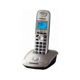 Радиотелефон DECT Panasonic KX-TG2511RUW белый