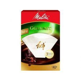 Фильтры бумажные Melitta Gourmet коричневый 1х4/80шт