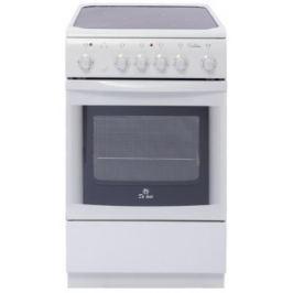 Электрическая плита De Luxe 506004.03Э С белый