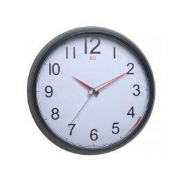 Часы настенные BURO WallC-R08P белый чёрный