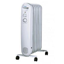 Масляный радиатор Unit UOR-723 1500 Вт белый