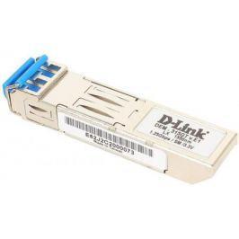 Модуль D-Link DEM-315GT/E1A SFP-трансивер с 1 портом 1000Base-ZX для одномодового оптического кабеля до 80 км