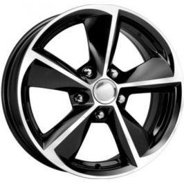 Диск K&K Opel Astra J (КСr681) 6.5xR16 5x115 мм ET41 Алмаз черный