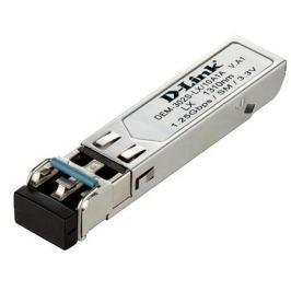 Трансивер сетевой D-Link DEM-302S-LX/10A1A 1 порт mini-GBIC 1000Base-LX 10шт