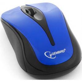 Мышь беспроводная Gembird MUSW-325-B Blue синий USB