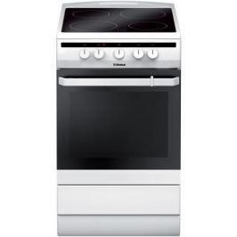 Электрическая плита Hansa FCCW54002 белый