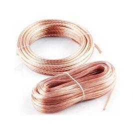 Акустический кабель Kicx SCC-1612 16AWG 12м прозрачный