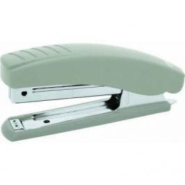 Степлер, скоба №10, на 20 листов, пластиковый корпус, антистеплер, серый IPS140/GY