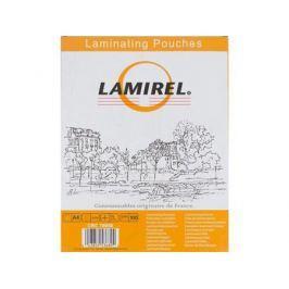 Пленка для ламинирования Fellowes Lamirel CRC-78656 А4 75мкм 100шт