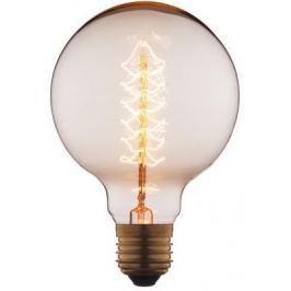 Лампа накаливания шар Loft IT G9540-F E27 40W