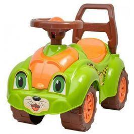 Каталка-толокар R-Toys Zoo Animal Planet Леопард зеленый от 8 месяцев пластик 3428