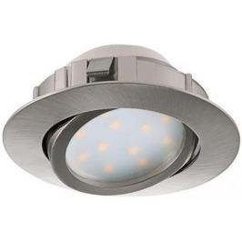 Встраиваемый светодиодный светильник Eglo Pineda 95849
