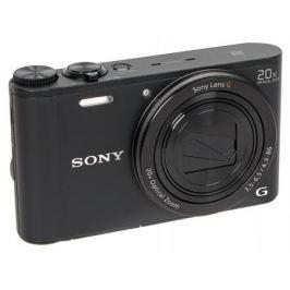 Фотоаппарат Sony DSC-WX350 18.2Mp 20x Zoom черный