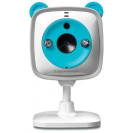 "Камера IP TRENDnet TV-IP745SIC CMOS 1/4"" 1280 x 720 H.264 MJPEG MPEG-4 Wi-Fi PoE белый"